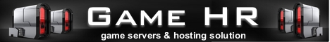 Game HR - game servers & hosting solution